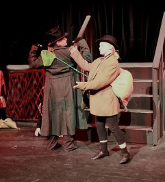 The Amazing Maurice and his Educated Rodents, Musical 2014
